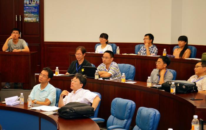 工程力学系举办深海工程装备结构创新设计及安全评价